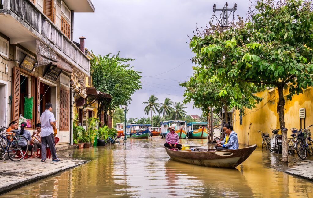 Canales Hoi An