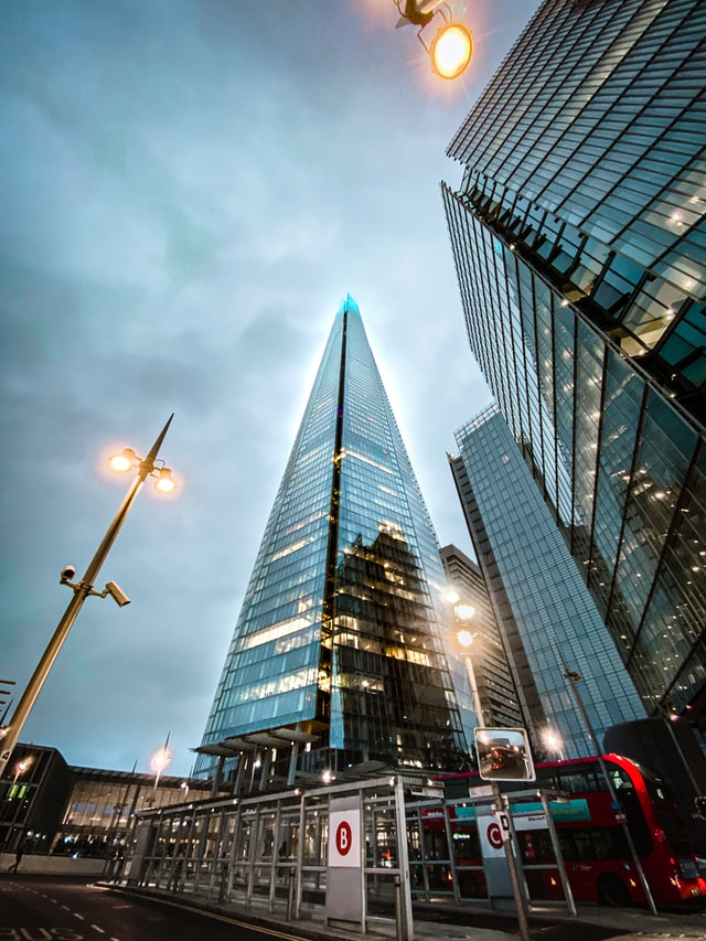 The SHARD - rascacielos